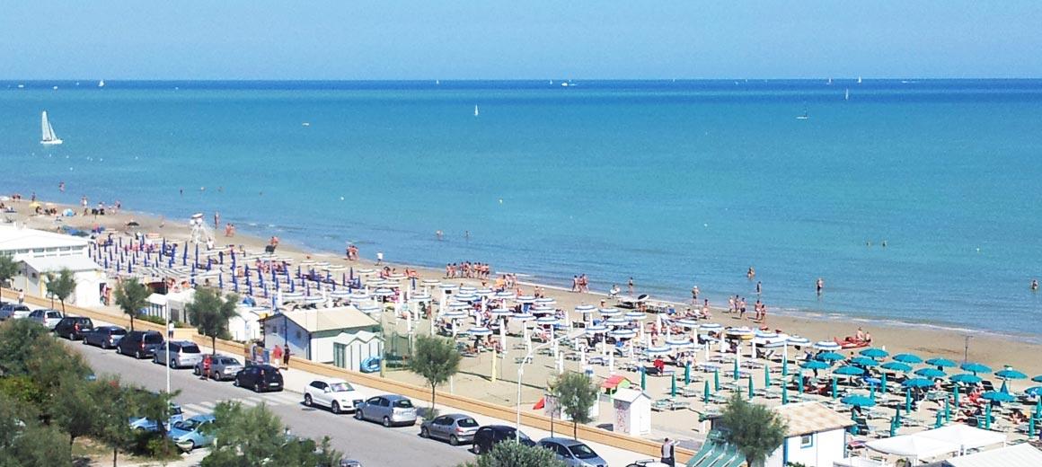Hotel Senigallia Sul Mare Con Piscina All Inclusive